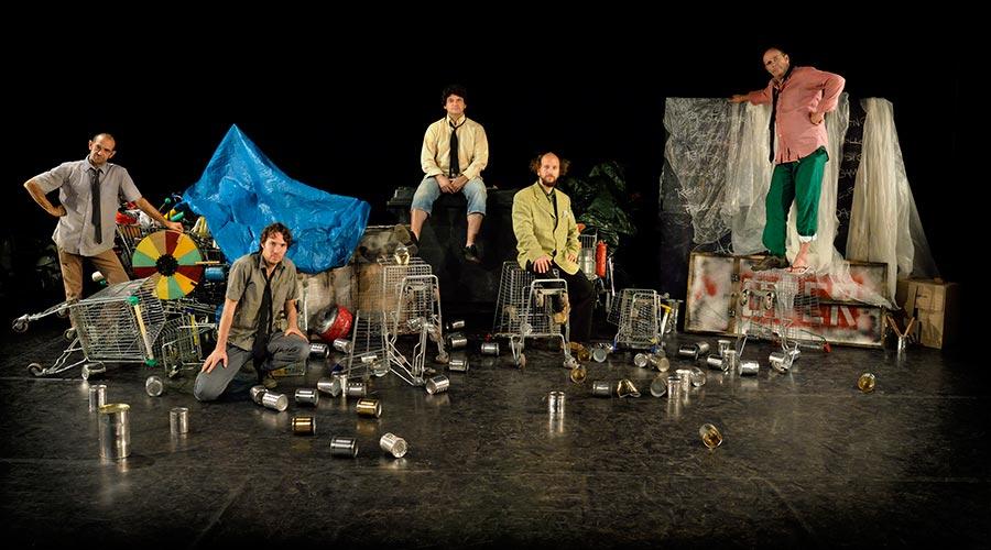 colas rouanet - spectacle cirque jongleur